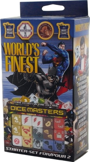 Dice Masters DC World's Finest