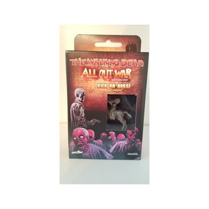 The Walking Dead: All Out War - Booster Rick à cheval