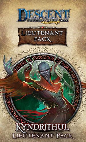 Descent: Voyages dans les Ténèbres (Seconde edition) – Lieutenant Kyndrithul