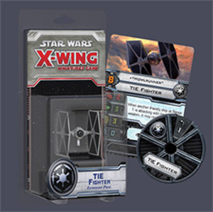 X-Wing - Miniatures Game : Chasseur TIE