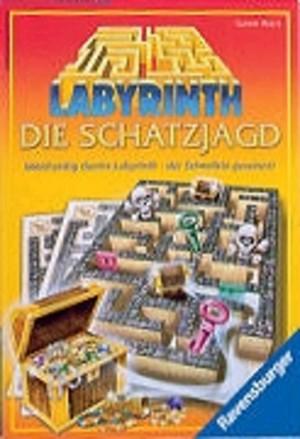 Labyrinthe - La chasse au trésor