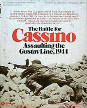 The Battle for Cassino