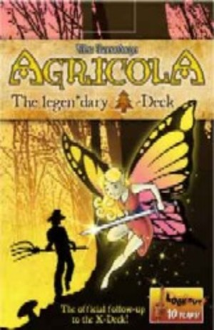 Agricola : The legen*dary Forest-Deck
