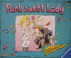 Punk sucht lady