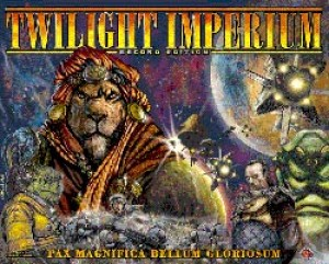 Twilight Imperium - Second Edition