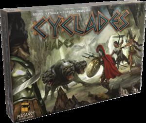 Cyclades :  Hades