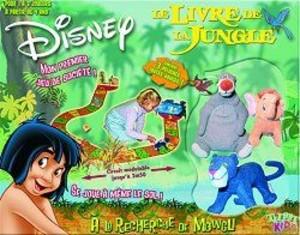 Le Livre de la Jungle : à la recherche de Mowgli