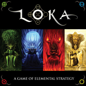 LOKA: A Game of Elemental Strategy