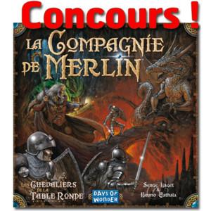 Gagnez des boîtes de Merlin !
