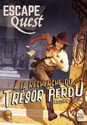 Escape Quest N°1 - A la recherche du trésor perdu