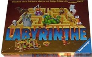 Labyrinthe - Édition 20ème anniversaire