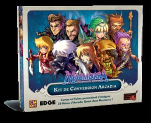 Masmorra : Les Donjons d'Arcadia - Kit de Conversion Arcadia