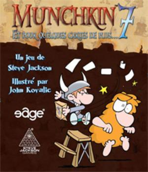 Munchkin 7 : Et pour quelques cartes de plus...