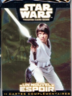 Star Wars TCG : Un nouvel espoir