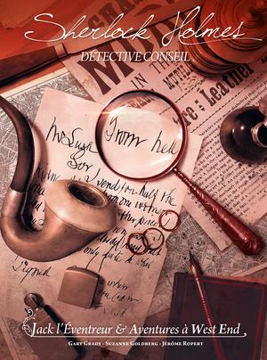 Sherlock Holmes Detective Conseil : Jack l'Eventreur &  Aventures à West End
