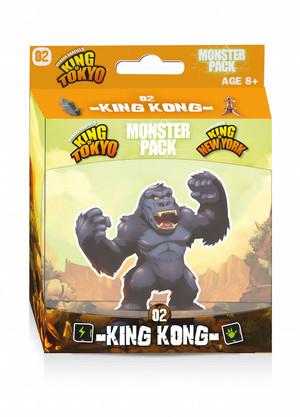 King of New York/Tokyo : King Kong (Monster Pack 02)