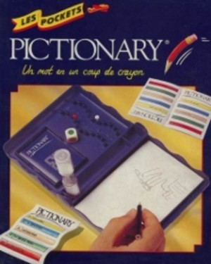 Pictionary Pocket