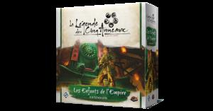 La Légende des Cinq Anneaux LCG : Les Enfants de l'Empire