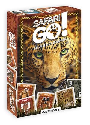 Safari Go : le jeu des rangers