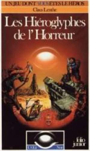 L'Œil Noir - Les Hiéroglyphes de l'Horreur