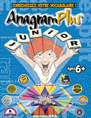 AnagramPlus Junior