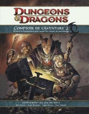 Dungeons & dragons 4 : Le Comptoir de l'Aventure 2
