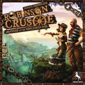 Robinson Crusoe - Abenteuer auf der Verfluchten Insel