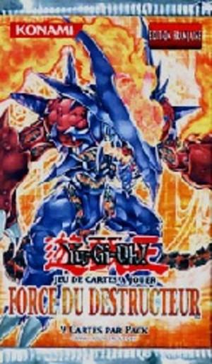 Yu-Gi-Oh! : Force du Destructeur