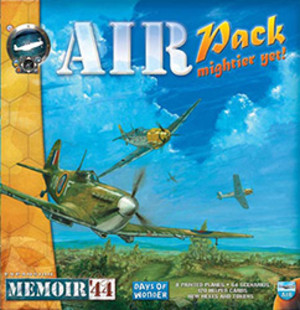 Mémoire 44 : Air Pack