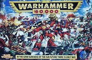 Warhammer 40000 (2e édition)