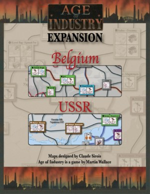 Age of Industry : Belgique et URSS