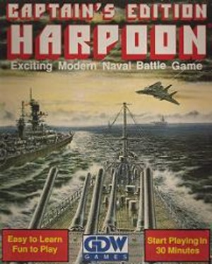 Harpoon Captain's Edition