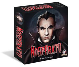 NOSFERATU (3ème édition) - INTERVIEW DE L'AUTEUR PAR ROBIN DES JEUX