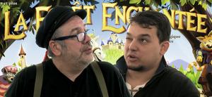 La Forêt Enchantée, de l'explipartie !