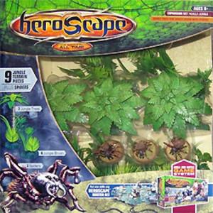 Heroscape : Ticalla Jungle