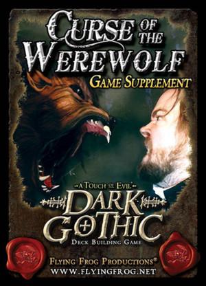 Dark Gothic: Curse of the Werewolf Game Supplement