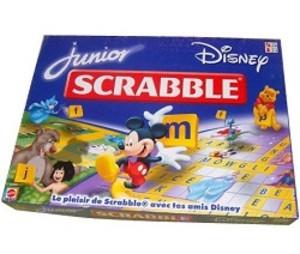 Scrabble Junior - Disney