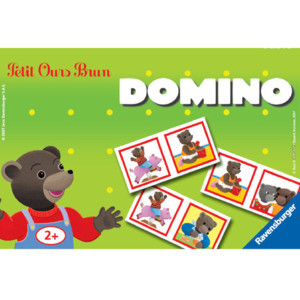 Domino Petit Ours Brun