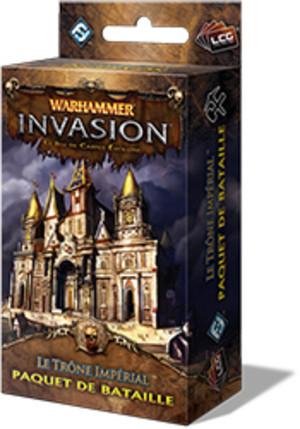 Warhammer - Invasion : Le Trône Impérial