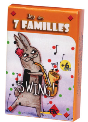 Jeu des 7 familles : Swing !