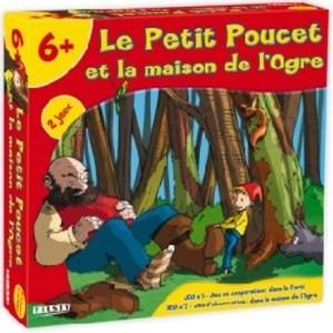 Le Petit Poucet et la maison de l'ogre
