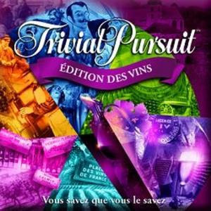 Trivial Pursuit - Édition des Vins