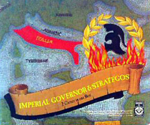 Imperial Governor & Strategos