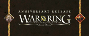 War of the ring : Anniversary Release
