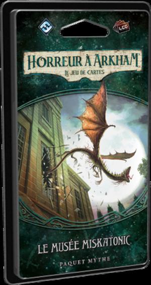 Horreur à Arkham : Le Jeu de Cartes - Le Musée Miskatonic