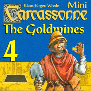 Carcassonne : The Goldmines