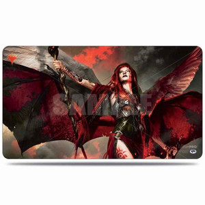 Playmat Magic The Gathering Legendary :  Kaalia of the Vast