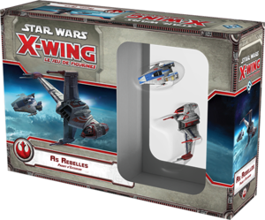 X-Wing : Jeu de Figurines -  As Rebelles