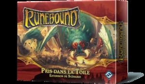 Runebound 3ème édition, Pris dans la toile