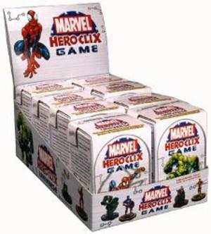 Marvel Heroclix - Universe Booster